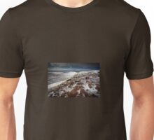 Ice and Snow Landscape Unisex T-Shirt