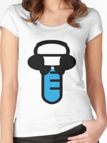 Rad Science Women's Fitted Scoop T-Shirt
