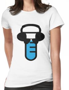 Rad Science Womens Fitted T-Shirt