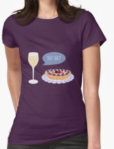 You Tart! Womens Fitted T-Shirt