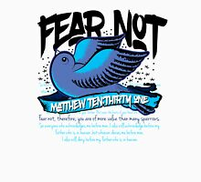 Fear Not Men's Baseball ¾ T-Shirt