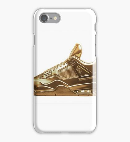 Nike Gold iPhone Case/Skin