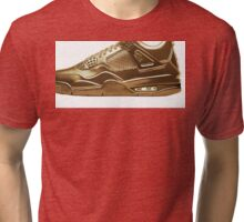 Nike Gold Tri-blend T-Shirt