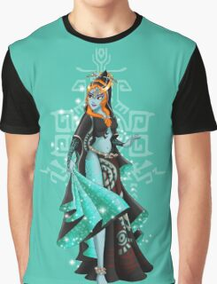 Gaming Princess: Midna (turquoise) Graphic T-Shirt