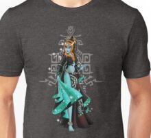 Gaming Princess: Midna (turquoise) Unisex T-Shirt