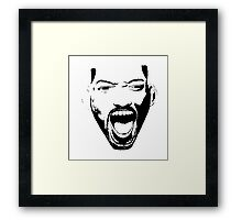 Fresh Prince Framed Print
