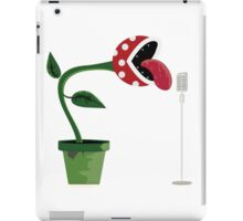 Piranha Plant Singing iPad Case/Skin