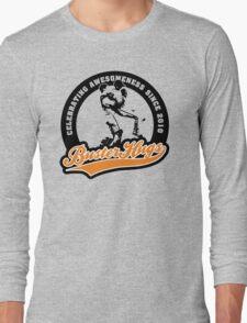 Buster Hugs Long Sleeve T-Shirt