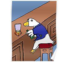 Duckweiser Poster