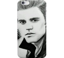 Justin Beiber Drawing  iPhone Case/Skin