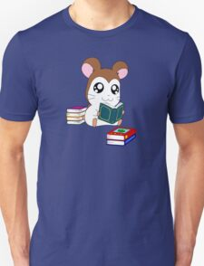 Maxwell with Books Unisex T-Shirt