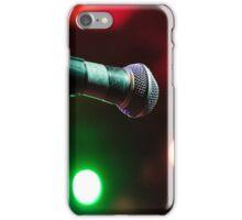 Microphone iPhone Case/Skin
