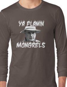 Alf Stewart Flamin Mongrels Long Sleeve T-Shirt