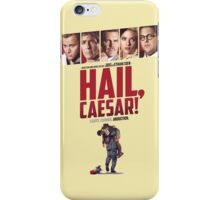 Hail, Caesar! iPhone Case/Skin