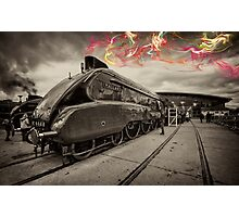 Electrical Steam  Photographic Print