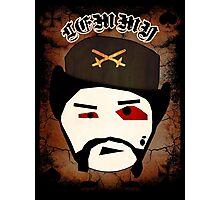 Lemmy Motörhead Photographic Print