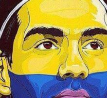 Falcao Colombia Sticker