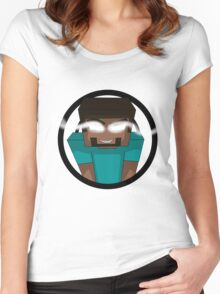 Where is your God Now? Women's Fitted Scoop T-Shirt