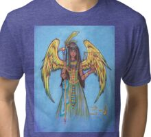 Ma'at - Personification of Truth and Justice Tri-blend T-Shirt