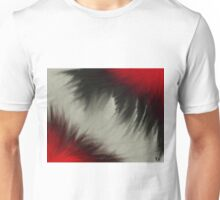 Fear Abstract Unisex T-Shirt