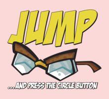 Jump... One Piece - Long Sleeve