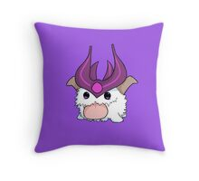 Syndra Poro Throw Pillow