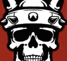 Baxwar - Small Emblem Sticker