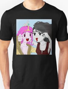 Marcy and PBubs photo booth T-Shirt