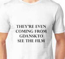 Fr ted gdansk Unisex T-Shirt