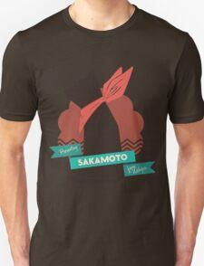 Nichijou Sakamoto  Unisex T-Shirt