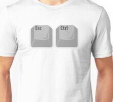 Escape Control Unisex T-Shirt