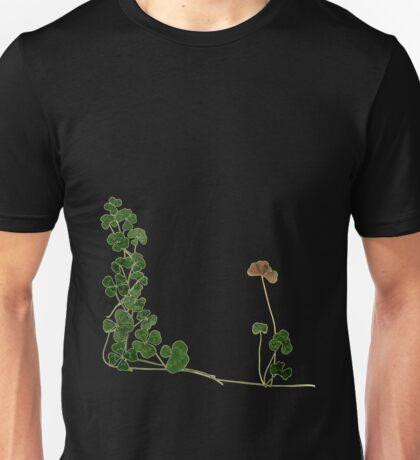 Golden Clover Dreams Unisex T-Shirt
