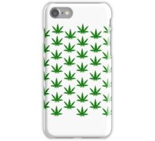 greens iPhone Case/Skin