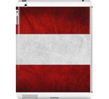 Austria Flag iPad Case/Skin