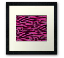 0152 Barbie Pink Tiger Framed Print