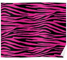 0152 Barbie Pink Tiger Poster