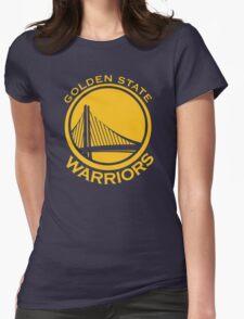 Golden State Warriors Womens Fitted T-Shirt