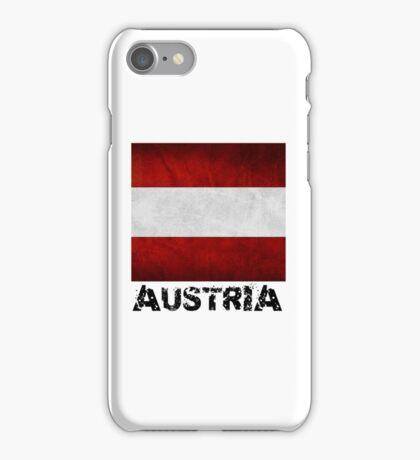 Austrian Flag iPhone Case/Skin