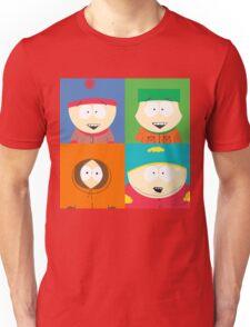 Southpark- The Gang Unisex T-Shirt