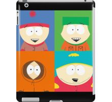 Southpark- The Gang iPad Case/Skin