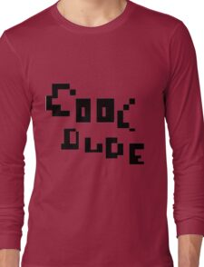 Cool dude - papyrus Long Sleeve T-Shirt