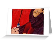 Women of the Red Tent Greeting Card
