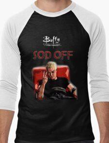 Sod off Men's Baseball ¾ T-Shirt