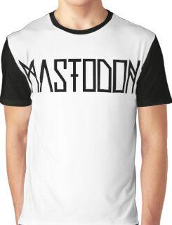 mastodon band Graphic T-Shirt