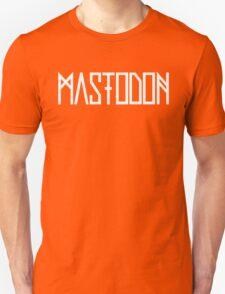 mastodon band Unisex T-Shirt