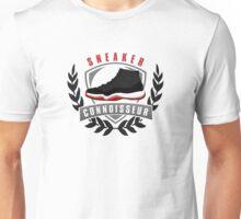 Sneaker Connoisseur-J11 Bred Unisex T-Shirt