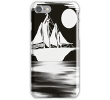 Ship In The Night iPhone Case/Skin