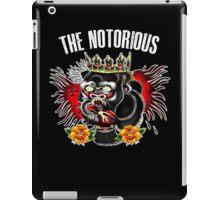 Conor Mcgregor - Notorious Fight Black iPad Case/Skin