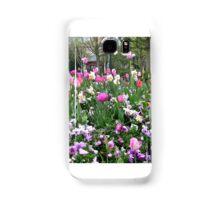 flowers from disneyland Samsung Galaxy Case/Skin