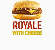 Royale With Cheese Unisex T-Shirt